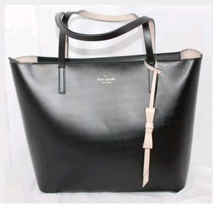NWT Kate Spade smooth leather Lawton way tote
